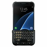 SAMSUNG Keyboard Cover for Galaxy S7 Edge [EJ-CG935UBEGWW] - Black