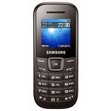 SAMSUNG Keystone 2 (Garansi Merchant) - Black - Handphone Gsm