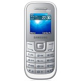 SAMSUNG Keystone 2 - White - Handphone Gsm