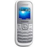 SAMSUNG Keystone 3 [B109E] - White - Handphone Gsm