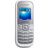 SAMSUNG Keystone 3 [B109E] - White (Merchant) - Handphone Gsm