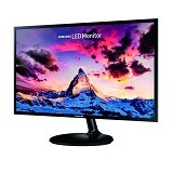 SAMSUNG LED Monitor 23.5 Inch [LS24F350FHEX] (Merchant) - Monitor Led Above 20 Inch