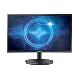 SAMSUNG LED Monitor Curved 24 Inch [C24FG70] - Monitor Led Above 20 Inch