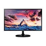 SAMSUNG LED Monitor 18.5 Inch [S19F350HNEX] - Monitor Led 15 Inch - 19 Inch