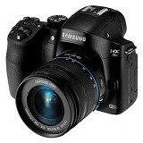 SAMSUNG Mirrorless Digital Camera NX30 Kit1 (Merchant) - Camera Mirrorless