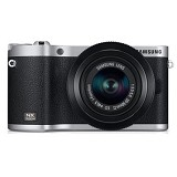 SAMSUNG Mirrorless Digital Camera NX300M - Black - Camera Mirrorless