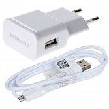 SAMSUNG Original Charger Travel Adapter 10W + Micro Cable - Charger Handphone