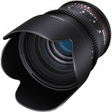 SAMYANG 50mm T1.5 VDSLR AS UMC For Sony (Merchant) - Camera Slr Lens
