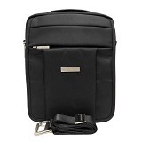 SAN PAOLO CLASSIC Tas Selempang [8182] - Black - Notebook Shoulder / Sling Bag