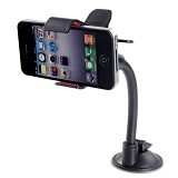 SAN TECH Lazy Tripod Car Mount Holder for Smartphone [WF-356] (Merchant) - Aksesori Kamera Mobil