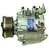 SANDEN Kompresor Honda All New Civic 1800CC Ori - Spare Part Ac