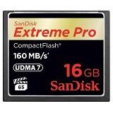 SANDISK CF Extreme Pro UDMA7 16GB (Merchant) - Compactflash / Cf Card