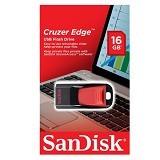 SANDISK Cruzer Edge 16GB (Merchant) - Usb Flash Disk Basic 2.0