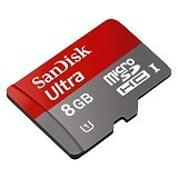 SANDISK Memory Card Sandisk Ultra 8GB (Merchant) - Micro Secure Digital / Micro Sd Card