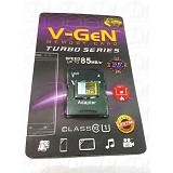 V-GEN Micro SD 32GB Turbo Class 10 (Merchant) - Micro Secure Digital / Micro Sd Card