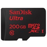 SANDISK Micro SDXC Mobile Ultra 200GB Class 10 - Micro Secure Digital / Micro Sd Card