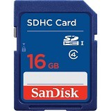 SANDISK SDHC 16GB [SDSDB] - Secure Digital / Sd Card