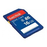 SANDISK SDHC 16GB - Secure Digital / Sd Card
