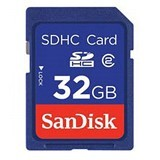 SANDISK SDHC 32GB [SDSDB-032G-B35] (Merchant) - Secure Digital / Sd Card