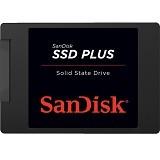 SANDISK SSD Plus 120GB [SDSSDA-120G-G25] - SSD SATA 2.5 inch