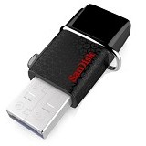 SANDISK Ultra 32GB [USBOTG] (Merchant) - Usb Flash Disk Dual Drive / Otg