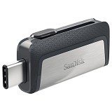 SANDISK Ultra Dual USB Drive Type-C 128GB (Merchant) - Usb Flash Disk Dual Drive / Otg