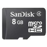 SANDISK Ultra MicroSDHC 8Gb - Micro Secure Digital / Micro SD Card