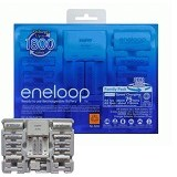SANYO Eneloop Basic Family Pack - Battery and Rechargeable