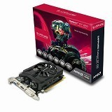 SAPPHIRE R7 250 1G DDR5 with Boost [11215-00-20G] - VGA Card AMD Radeon