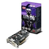 SAPPHIRE R7 370 DUAL-X OC VERSION 2GB GDDR5 [11240-06-41G] - VGA Card AMD Radeon