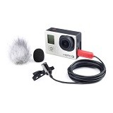 SARAMONIC Lavalier Microphone [SR-GMX1] - Microphone Live Vocal