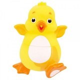 SASSY Stay Clean Bath Squirter Single Pack Duck - Baby Bath Toy
