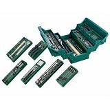 SATA Cantilever Tool Chest & Tray Set Socket 70 Pcs/12 pts [95104A-70] (Merchant) - Tool Set