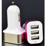SC Car Charger with Charging Cable - Car Kit / Charger