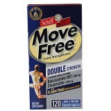 SCHIFF Move Free Double Strength 120 Caps [BMBIOCC-37] - Suplement Peningkat Metabolisme Tubuh