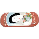 SCOOP PRODUCTS Eye Glasses Case - Old Shanghai Brown (V)