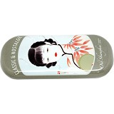 SCOOP PRODUCTS Eye Glasses Case - Old Shanghai Green (V)