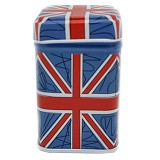SCOOP PRODUCTS Tin Box British Flag (V) - Container