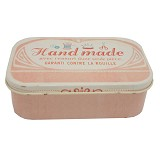 SCOOP PRODUCTS Tin Box Handmade Sewing Kit (V) - Container