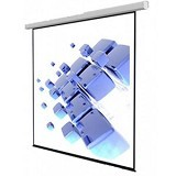 "SCREENVIEW Motorized Wall Screen 120"" [EWSSV3030RL] - Proyektor Screen Motorize"