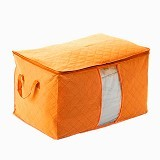 SDS Bamboo Storage Bag Model Tidur - Orange - Container