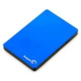 SEAGATE Backup Plus Slim External Portable 500GB USB3.0 - Blue - Hard Disk External 2.5 inch