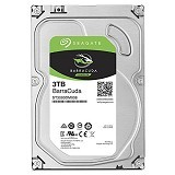 SEAGATE Barracuda 3TB [ST3000DM008] - Hdd Internal Sata 3.5 Inch
