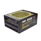 SEASONIC Power Supply 1250W Active PFC F3 [SS-1250XM2] - Power Supply Above 1000w
