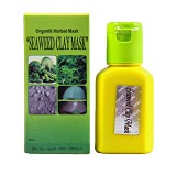 SEAWEED CLAY MASK Organik Herbal Mask - Masker Wajah