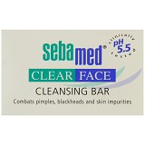 SEBAMED Clear Face - Cleansing Bar 100 gr - Sabun Wajah
