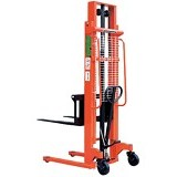 SEISI Hand Stacker Forklift [SFX-16MS] - Hydraulic Hand Pallet
