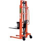 SEISI Hand Stacker Forklift [SFZ-16MS] - Hydraulic Hand Pallet