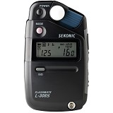 SEKONIC L-308S Flashmate - Exposure and Color Meter
