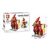 SEMBO SD6038 Beer House [305002795] (Merchant) - Building Set Architecture